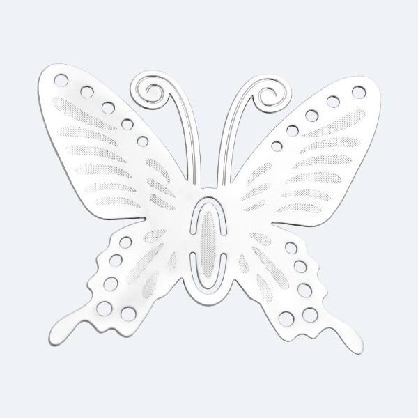 蝴蝶形冲压件加工
