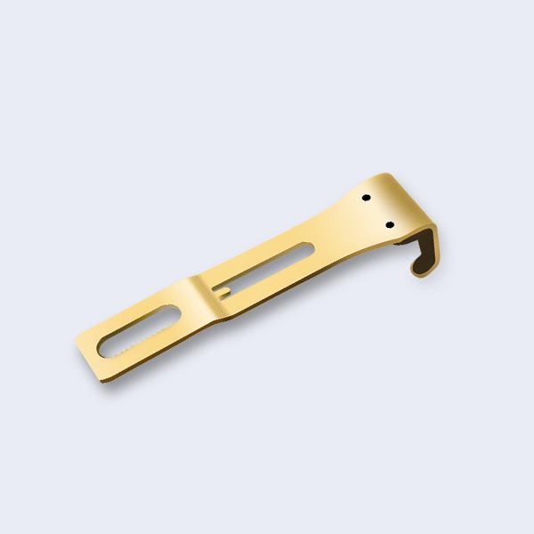 铝合金阳极氧化冲压加工