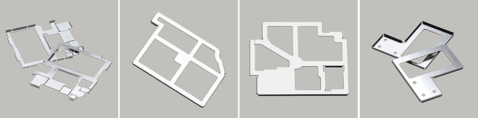 屏蔽罩-框架