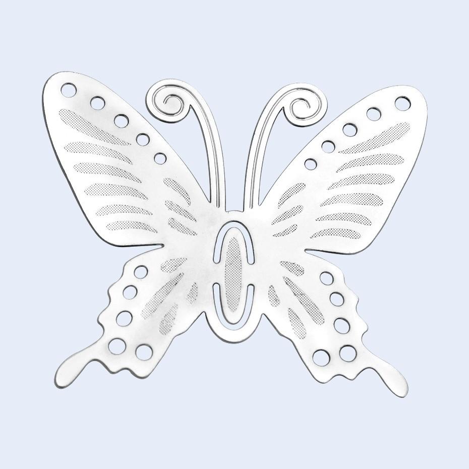 蝴蝶形精密冲压件