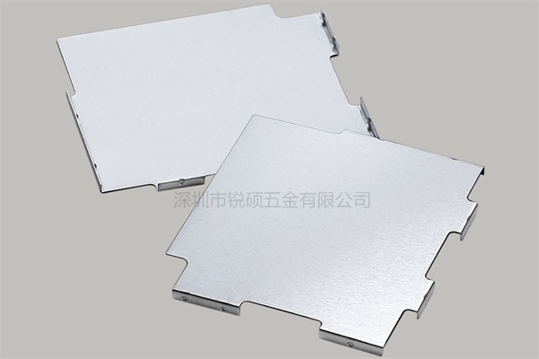 铝板、钢板、铜板屏蔽罩的屏蔽性比较