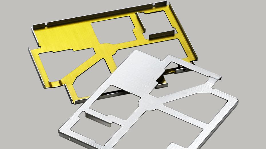 如何解决冲压加工厂屏蔽罩平面度问题?
