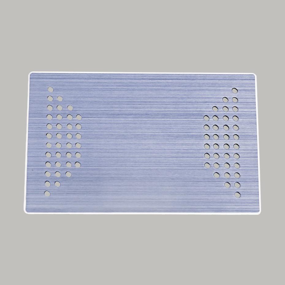 孔板电工电气冲压件