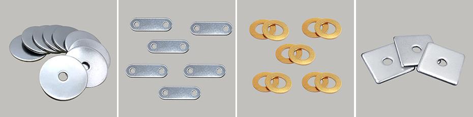 金属缠绕垫片-平垫
