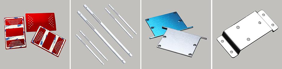 铝合金冲压件-阻隔件