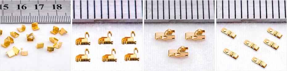 小五金冲压件-电器弹片