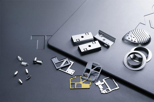 钛合金精密冲压件的应用行业领域「锐硕五金」